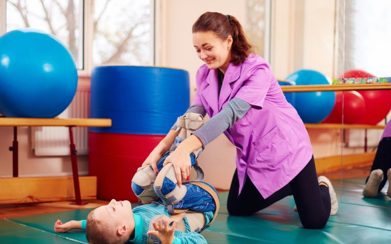 Resistance Training Improves Strength, Motor Function of Children with CP, Analysis Concludes