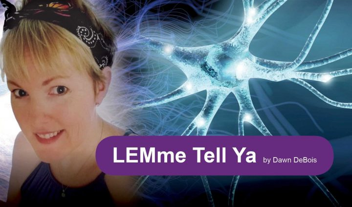 New Forums Are a First for LEMS Patients