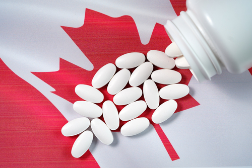 Ofev and Health Canada