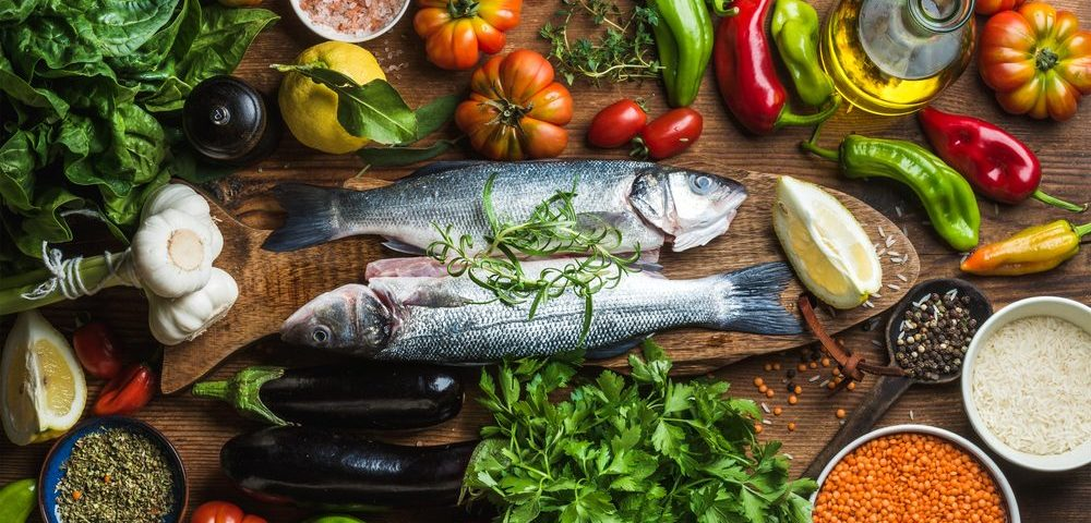Mediterranean Diet May Counteract Genetic Risk for Teen Obesity