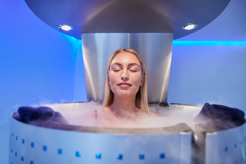 Whole-body Cryotherapy Reduced Pain, Disease Activity