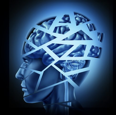 Study Links Cognitive Impairment to Reduced Gray Matter Volume