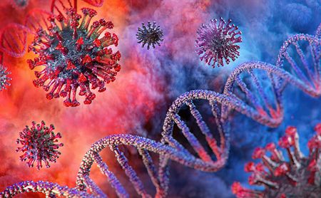 Dormant Viruses May Cause Parkinson's