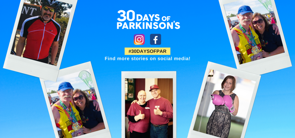 It's April — Time to Participate in Parkinson's Awareness Month