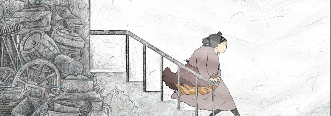 Effects of War, Dementia Animated in Short Film 'Winter Memories'