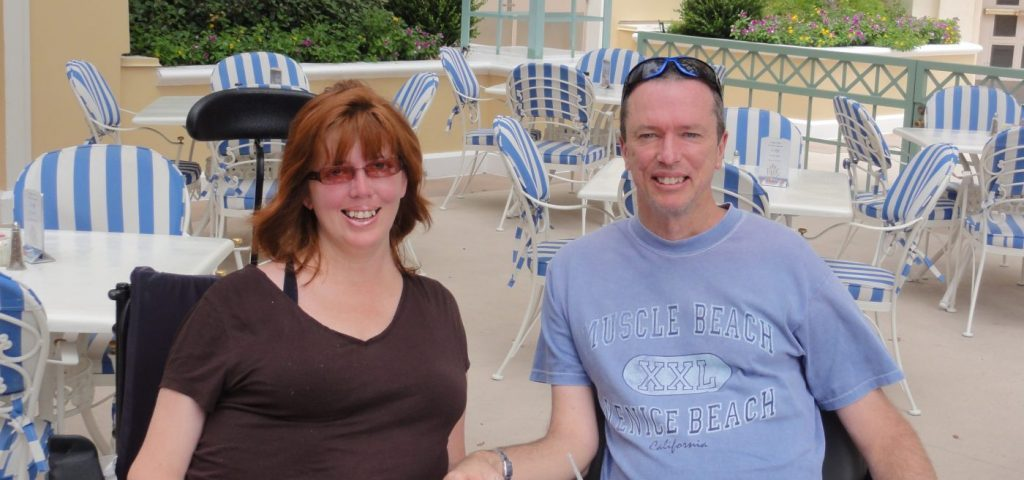 Couple with FSHD Relish Shared Independence, Advocacy Work
