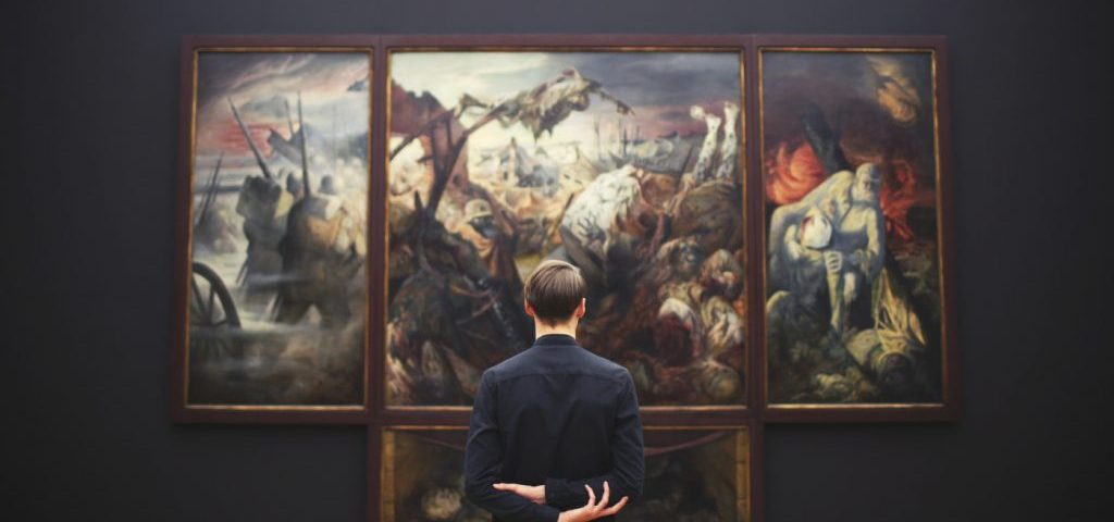 Parkinson's May Impair Perception of Movement in Abstract Art