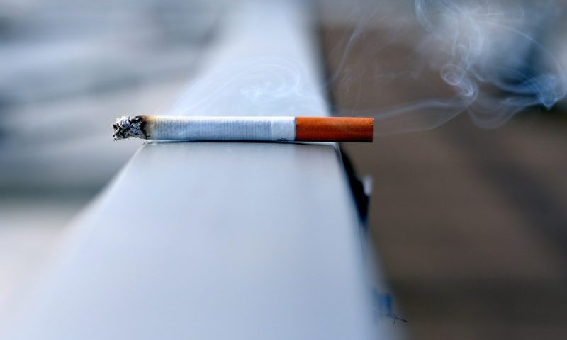 Study: Alcohol, Tobacco Use May Reduce Parkinson's Risk