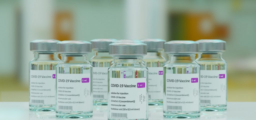 AstraZeneca's COVID-19 Vaccine Safe for MS Patients, Small Study Suggests