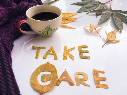 We Must Always Remember to Practice Self-care