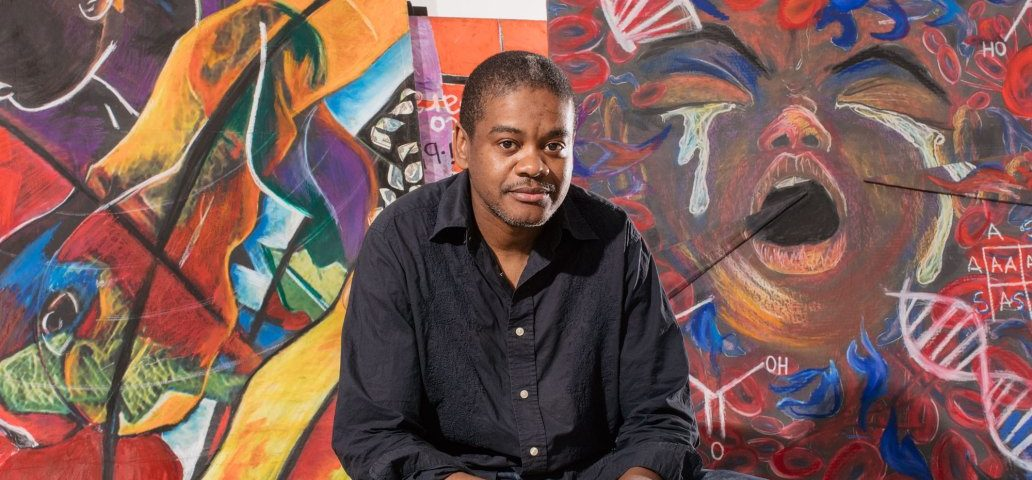 Artist Has Vision to Open People's Minds to Sickle Cell Disease