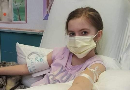 11-year-old With aHUS Patiently Waiting for a Kidney