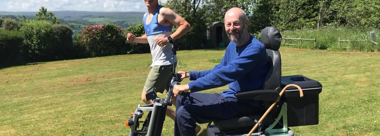 Runner to Conquer 7 Scottish 'Munros' Each Day for Dad With ALS