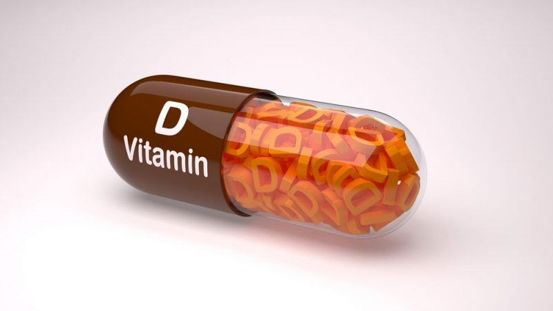 Vitamin D Eases Lung Fibrosis by Blocking RAS Pathway, Study Finds