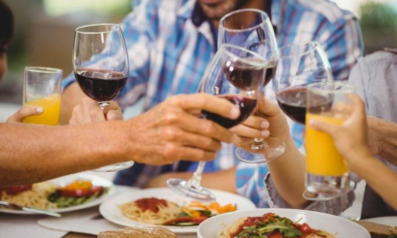 Low-alcohol Red Wine Reduced PAH Symptoms in Rats